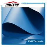 rullo blu della tela incatramata della materia prima del PVC di 510GSM 15oz