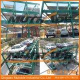 Do sistema vertical hidráulico do elevador do sistema do enigma do carro estacionamento mecânico automatizado