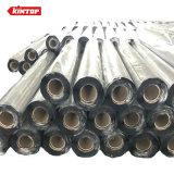 屋根ふきのための建築材料の結束の瀝青の膜は保護する