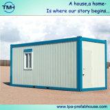 casa do recipiente de 20FT para o dormitório do trabalhador