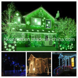 LED IP44 Chaîne de fée de Noël de la lumière avec 10m 100xénon