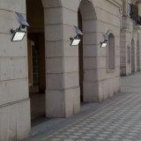 Las luces solares de césped y jardín de luz exterior