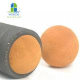 Limpieza de alta calidad de bola de esponja de goma de Piezas de bomba de concreto