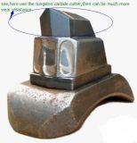 トンネルのボーリング機械の炭化物の版のTbmのカッター中国製