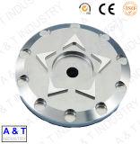 De aço inoxidável de alta precisão de CNC peça da máquina