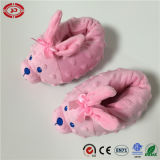 Sapatos de bebê Pink Rabbit Cute Soft Foot Support Toy