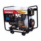 Тип ISO Yarmax открытый Ce электрического генератора одиночной фазы 5kVA 5kw тепловозный Genset