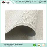 Membrane entièrement métallisée Pré-Appliquée de HDPE avec le sable extérieur