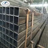 Tubo d'acciaio rettangolare quadrato d'acciaio della fabbrica del nero diretto del rifornimento