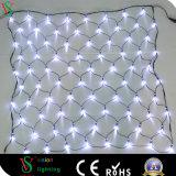 Piscina exterior e interior LED decorativas de Natal luz líquida em amarelo