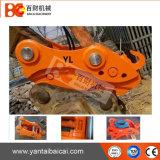 5 Tonnen-hydraulische schnelle Anhängevorrichtung für KOMATSU PC50