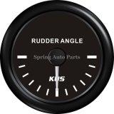 """2 """" 52mm Rudder Angle Gauge Indicator mit Mating Sensor mit Backlight"""
