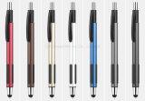 Van de Bedrijfs giften van de Pen van Bady van het Aluminium van de Ballpoint van het metaal PromotiePen