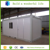 プレハブの移動可能な区分の販売のための拡張可能鉄骨構造の容器の家