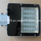 À prova de IP66 8m pólo 40W dupla luz Rua Solar de LED