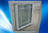 UPVC/perfil de PVC Casement Windows