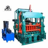 Blocchetto di pavimentazione vuoto concreto semiautomatico del mattone di pressione idraulica Qt4-20 che fa macchina