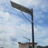 Sensore di movimento di alta qualità tutto un agli indicatori luminosi solari Integrated della via LED