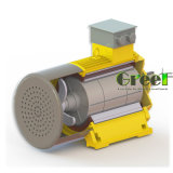 1kw 100rpmの磁気発電機、3段階AC常置磁気発電機、低いRpmの風水使用
