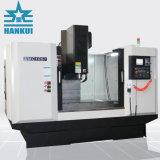 Centro de usinagem verticais CNC do peso da máquina 5800kg (VMC855L)