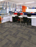 Mosaico de alfombras de nylon con PVC Backing-Nm815