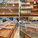 Supermarkt-löschen große stapelbare Fach-Masse-Nahrungsmittelgebrauch-Zufuhr Chocote Bonbons Metall eingehängten Süßigkeit-Kasten