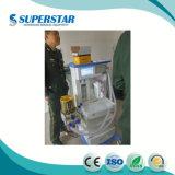 H5ochstentwickeltes Hochleistungs--Ausrüstungs-Anästhesie-System mit Vaporizers-Anästhesie-Maschine mit Entlüfter S6100d