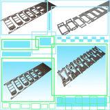 Het stempelen Matrijs/Progressieve Matrijs/het Bewerken/Deel van de Cilinderkop van het Metaal het Automobiele (Hrd-H51)