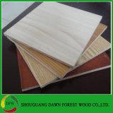 Núcleo de combinado de la melamina, madera contrachapada frente