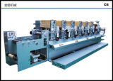 Machine d'impression d'étiquettes rotatives et intermittentes (JJ320)
