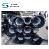 ISO2531ou EN545 Tubo de ferro dúctil K9/K7/C25/C30/C40 de água portátil