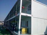 Дешевая дом Prefab недвижимостей дома контейнера Китая цены