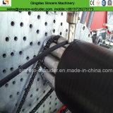PP \ PE 두 배 벽 H 유형 구렁 벽 감기 관 생산 기계