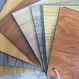 Superficie de madera de 3,5 mm piso vinílico Spc tablón con haga clic en Diseño