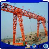 Binder-Typ Doppelt-Träger-Portalkran-Gebrauch für Stahlwerkstatt