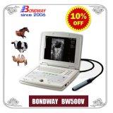 Scanner veterinario di ultrasuono del computer portatile, macchina di esplorazione di ultrasuono del controllare, strumentazione veterinaria, USG per il cavallo, bestiame, mucca, pecora, capra, gatto, cane, ultrasuono di Mindray