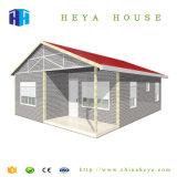 사이프러스에 있는 태풍 증거 강철 구조물 조립식 집