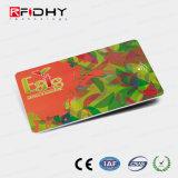 Personalizar a impressão de cartões inteligentes RFID legível para controle de acesso