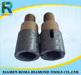 中国の製造業者のハードロックの地質ダイヤモンドの穿孔機ビット