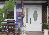 Neue Entwurfs-Tür-Haut-Fiberglas-Tür