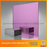 Abgetöntes Farben-Spiegel-Acrylblatt/Plastikspiegel-Blatt des plexiglas-PMMA