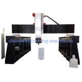 CNC5 Assi CNC-5. Mittellinie Mittellinie CNC5-axis CNC-5, die CNC-Fräser schnitzt
