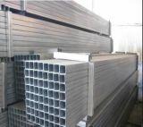 Tubo del quadrato della costruzione della serra/tubo d'acciaio d'acciaio galvanizzati