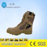 Горячие продажи высококачественных прочных из натуральной кожи с армией обувь