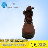 Хорошее качество мужчин промышленных обувь из натуральной кожи