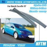 De AutoDeflector van uitstekende kwaliteit van de Wind van de Vizieren van het Venster voor Buick Excelle Xt 2010
