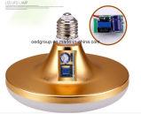 Lumière d'ampoule économiseuse d'énergie chaude d'UFO de la vente 12W SMD5730 DEL avec l'homologation 3c
