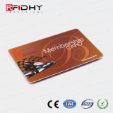 ISO14443A 13.56MHz MIFARE DESFire RFID 회원증