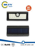 Impermeable al aire libre del LED Luz solar del jardín de energía