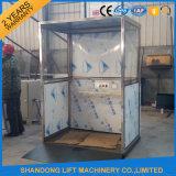 중국 공급자 노인 수직 플래트홈 휠체어 승강기 가격